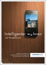 """""""Intelligenter Wohnen auf Knopfdruck"""" Broschüre von Siegenia-Aubi"""