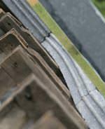 windschiefes Dach dämmen