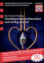 """""""Hessische Energiespar-Aktion"""" fördert stromsparende Umwälzpumpen"""