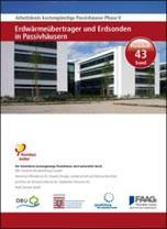 Passivhaus-Protokollband Nr. 43: Erdwärmeübertrager und Erdsonden