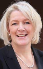bvbf-Vorsitzende Nicole Schulte-Frankenfeld