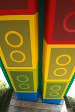 Legobrücke in Wuppertaler