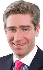Dominic Späth, Wienerberger Geschäftsführung Marketing und Vertrieb