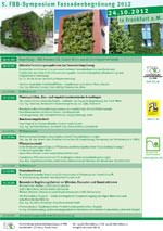 FBB-Symposium zur Fassadenbegrünung
