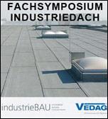 Fachsymposium Industriedach