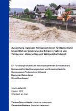 Studie zu Extremwetter und Klimawandel - Vorläufiger Abschlussbericht Oktober 2012
