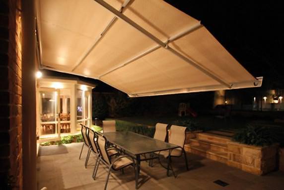 Casa Sunrain - Sonnen- und Regenschutz-Kassettenmarkise von Leiner