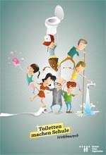 Toiletten machen Schule: Wettbewerb für bessere Schultoiletten und -waschräume