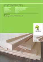 Umwelt-Produktdeklaration (EPD) für Brettsperrholz