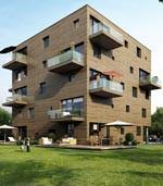 """IBA Woodcube: """"modernstes Holzhochhaus der Welt"""""""