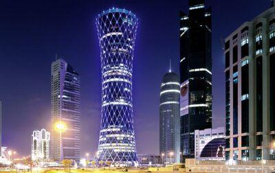 Tornado Tower in Doha