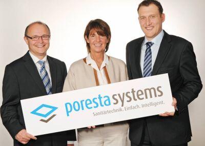 Geschäftsführung poresta systems