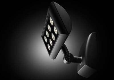 Esylux LED Fluter OF240 schwarz