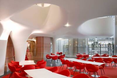 ECOLA-Award 2012: Phantom Opera Restaurant in Paris, Frankreich