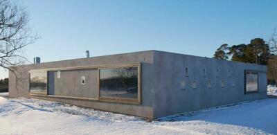 ECOLA-Award 2012: Atrium House auf Gotland, SE