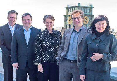 """Hasit Architekturwettbewerb """"Innen wie Außen""""-Jury"""