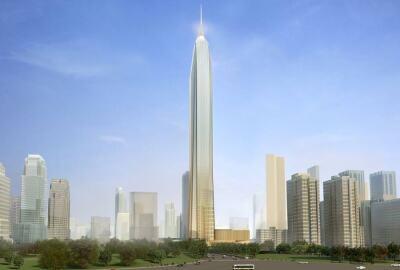 #1 - Ping An International Finance Center (Bild: KPF)