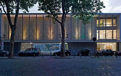 Das ehemalige Kölner Amerika Haus ist der neue Hauptsitz der Fritz Thyssen Stiftung