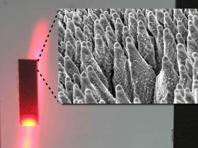 Schwarzes Silizium, Solarzelle