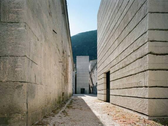 Festung Franzensfeste von Markus Scherer Architekt (Foto: Alessandra Chemollo)