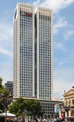 OpernTurm in Frankfurt - Foto: Thomas Wolf