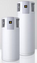 Warmwasser-Wärmepumpen-Generation
