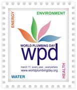 """""""World Plumbing Day"""" an jedem 11. März"""
