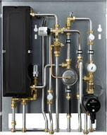 Wärmeübergabestationen WS 2plus 8 von Stiebel Eltron