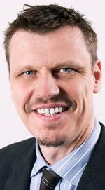 Kai Niehausmeier, Regionalverkaufsleiter Nordwest bei Knauf Aquapanel GmbH