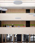 Ness-Gymnasium in Wangen