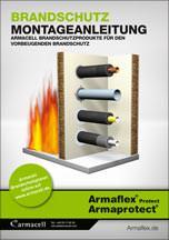 Armacell Brandschutzfibel mit Planungs- und Montagehilfen