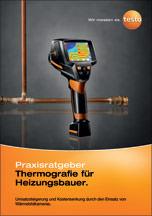 """Praxisratgeber """"Thermografie für Heizungsbauer"""""""