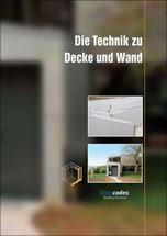 """""""Die Technik zu Decke und Wand"""""""