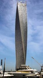 Cayan Tower © Alan Millin