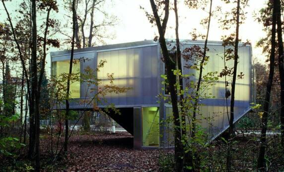 Pfadfinderhaus, Ottobrunn