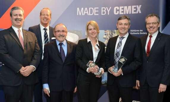 CEMEX Deutschland AG verleiht Förderpreis Beton