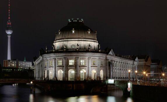 Berliner Bodemuseum - besondere Würdigung der Jury, Foto: Marcus Bredt
