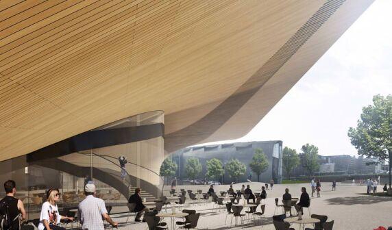 """1. Platz: """"Käännös"""" von ALA Architects (12 Bilder)"""