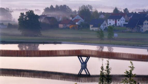 Max-Gleißner-Brücke, Tirschenreuth in der Oberpfalz