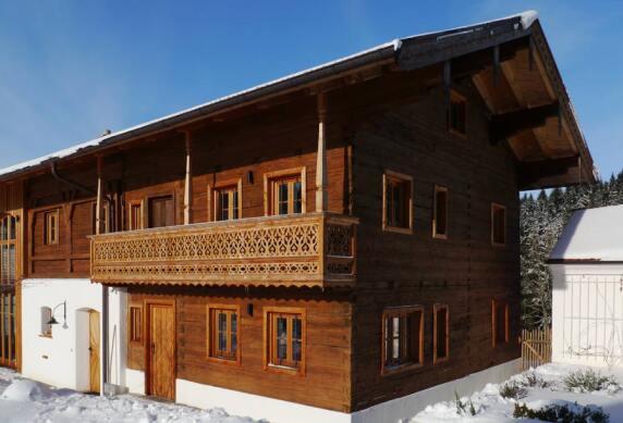 Sieger 2013 Holz: Lechner Holzbau-Zimmerei
