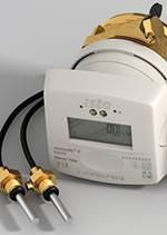 Wärmezähler / Kältezähler sensonic II Hybrid