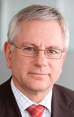 Rudolf Sonnemann, Geschäftsführer von Stiebel Eltron