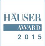 Logo HÄUSER-AWARD 2015