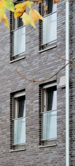 französischer Balkon: Fensterabsturzsicherungen von horizAL