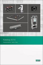MEPA Katalog 2014 mit Sanitärtechnik