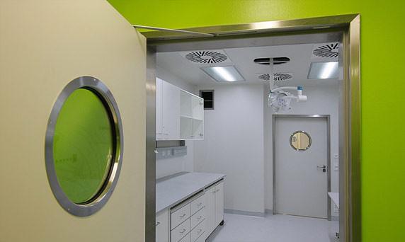 Klinikum in Regensburg