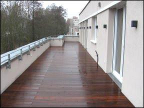 Trittschallschutz für Balkone, Loggien und Arkaden