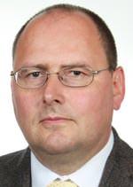 Dr.-Ing. Thomas Tenzler, neuer Geschäftsführer des Fachverbandes Mineralwolleindustrie (FMI)