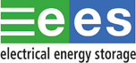 electrical energy storage (ees) Logo