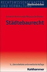 """Standardwerk """"Städtebaurecht"""""""